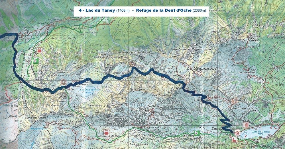 8-Lac du Tanet - Ref de la Dent d'Oche1 bd